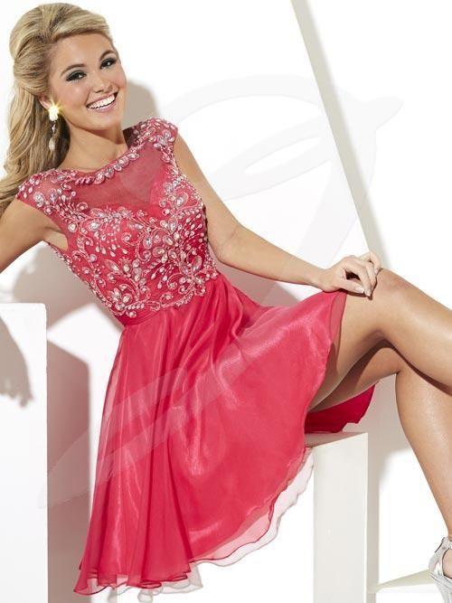 Jacquelin Bridals Canada - 27888 - Prom - Bateau neckline ...