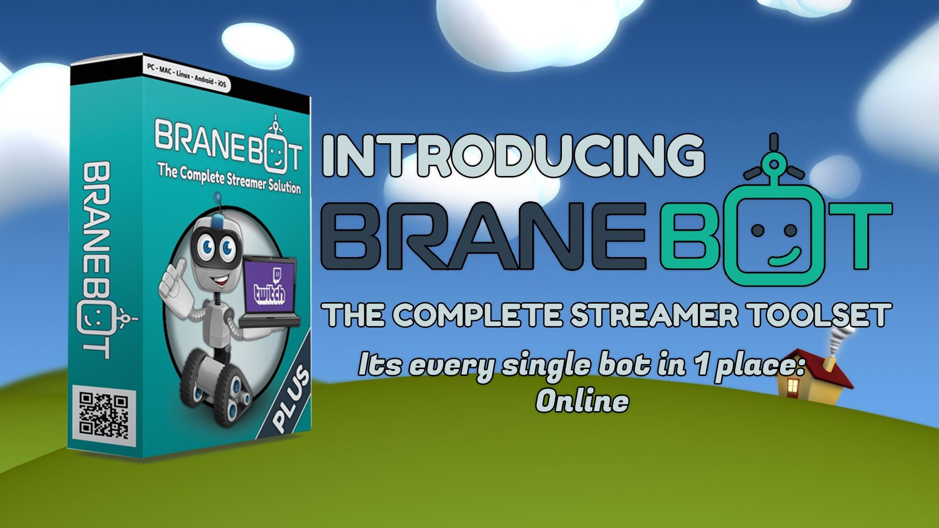 BraneBot, or Brane for short