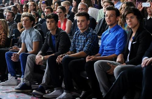 One Direction at the VMA's