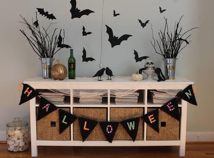 Halloween Vignette Halloween decorations Halloween DIY Halloween - halloween decor images