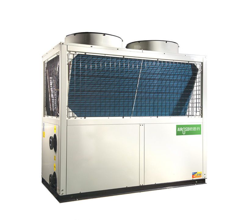 Fxk 084uii 84kw Air Source Heating And Cooling Heatpump For