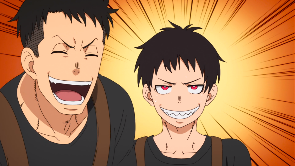 Anime Review Fire Force Episode 1 Anime, Shinra