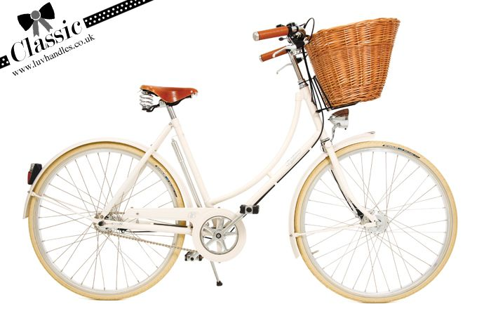 Pashley Is One Of A Few British Bicycle Brands At Www Luvhandles Co Uk Womens Commuter Bike Commuter Bike Pashley Bike