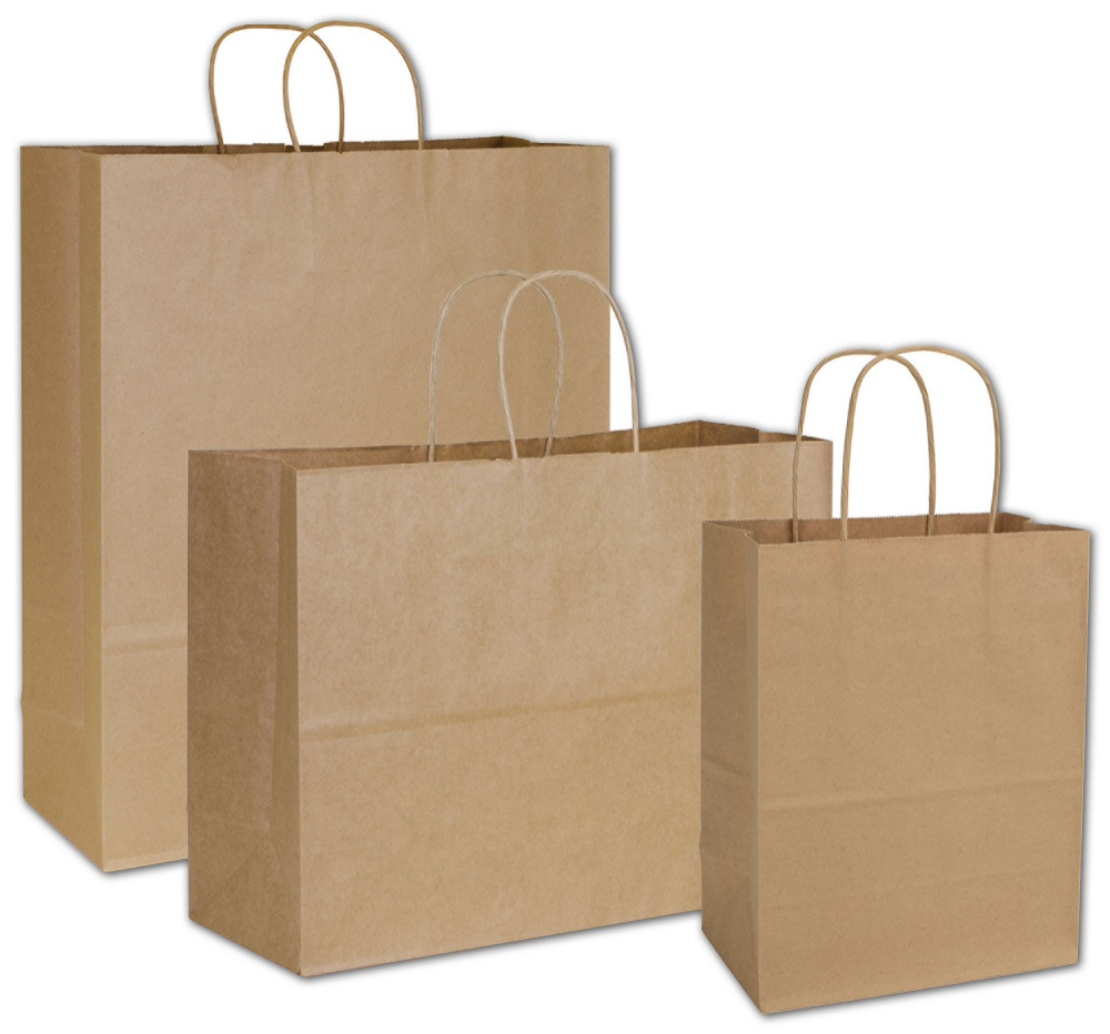 Kraft Paper Shopping Bags 3 Assorted Sizes Bags Bows Paper Shopping Bag Kraft Bag Gift Bags Diy