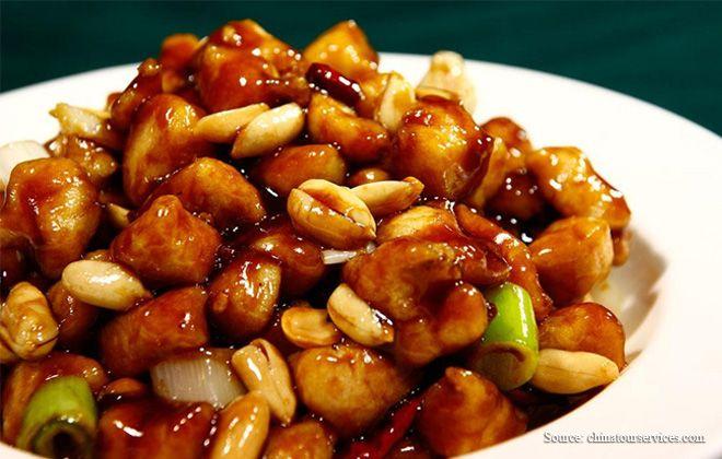 Kungpao Chicken Kokiku Tv Resep Ayam Ayam Kung Pao Makan Malam
