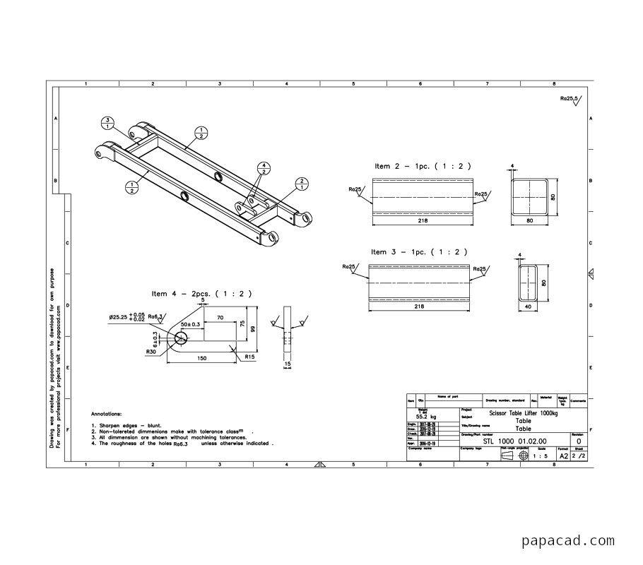 Scissor Lift Design In 2020 Lift Design Lift Table Scissor Lift