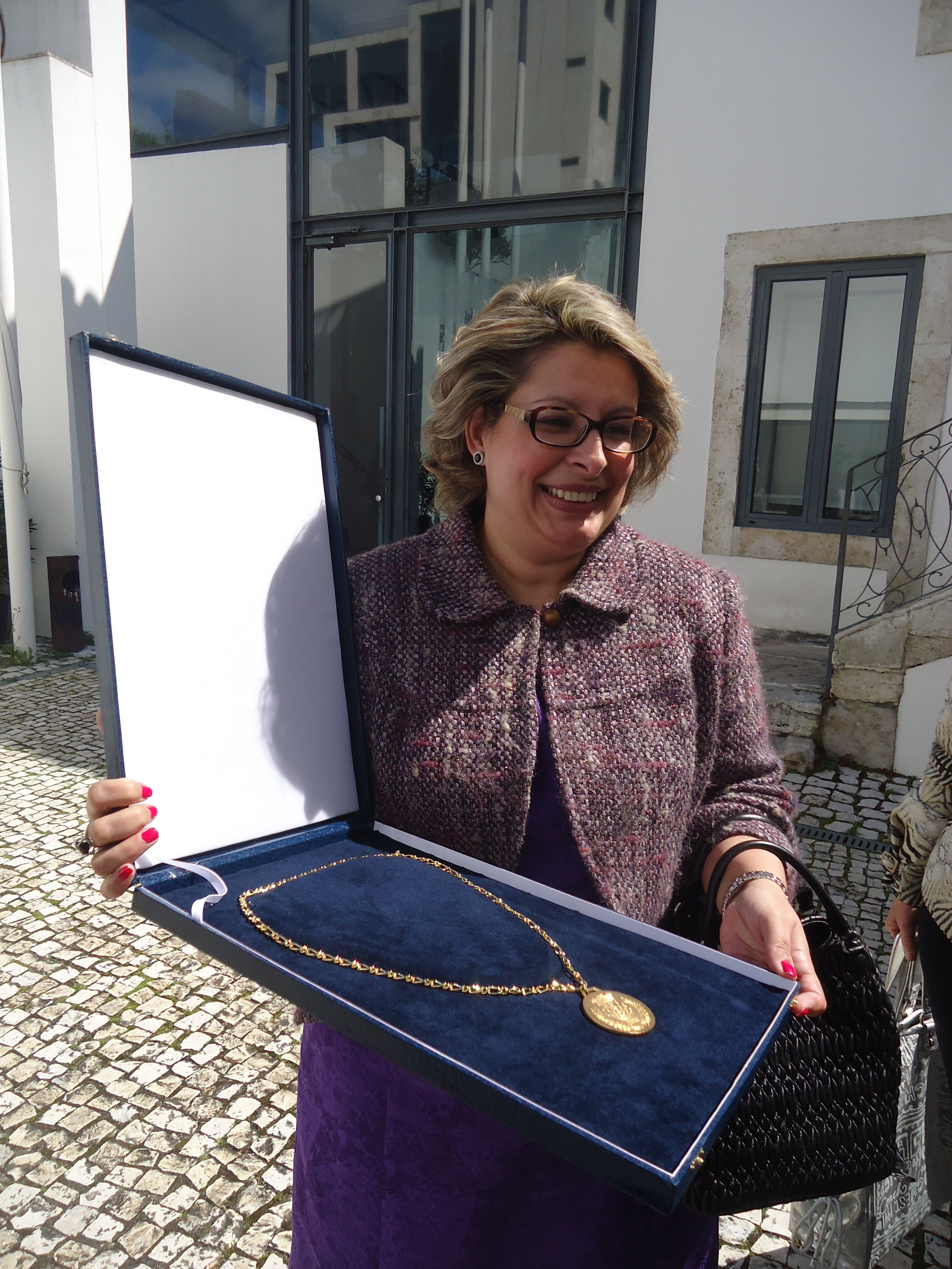 Medalha de Honra - Real Colégio de Portugal