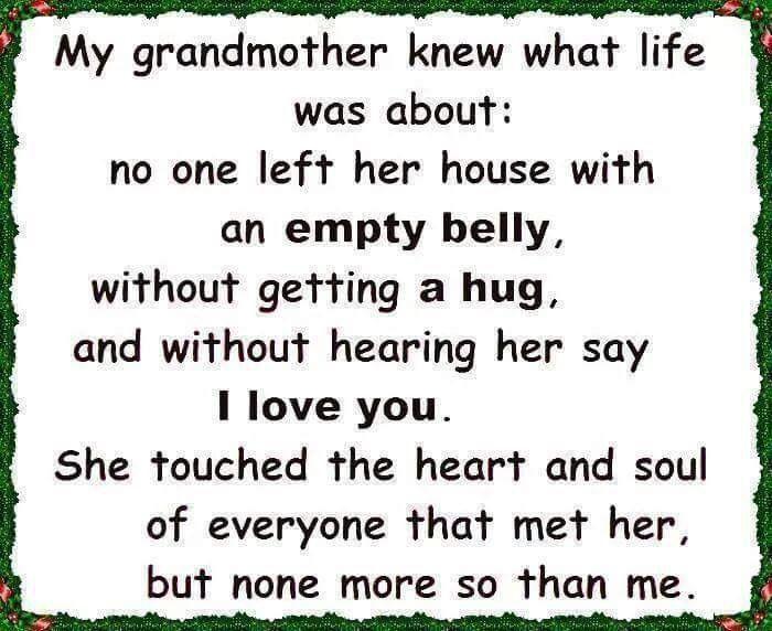 My Granny~ Grace Fischer! Love & miss her so much!!