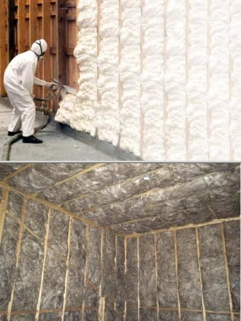 This Dedicated Company Provides Foam Insulation Services