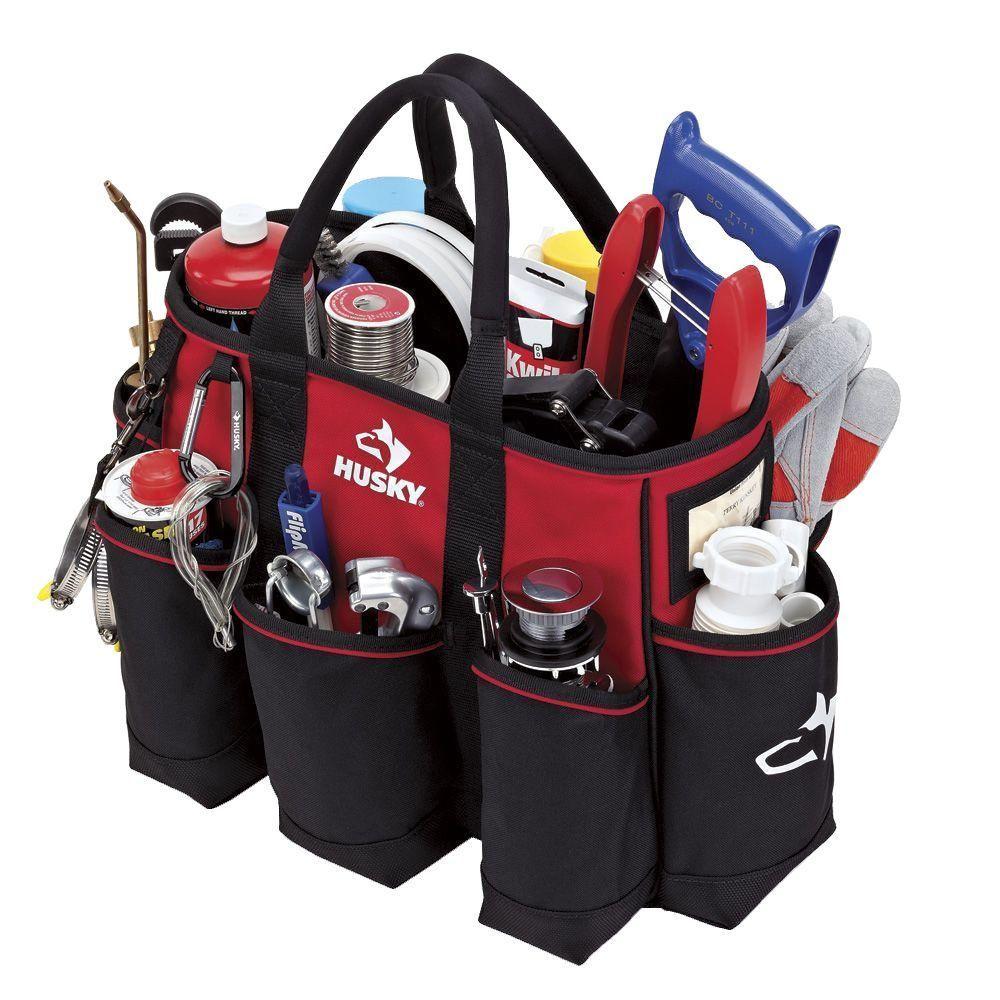 Husky 14 In Supply Tool Bag 82023n11