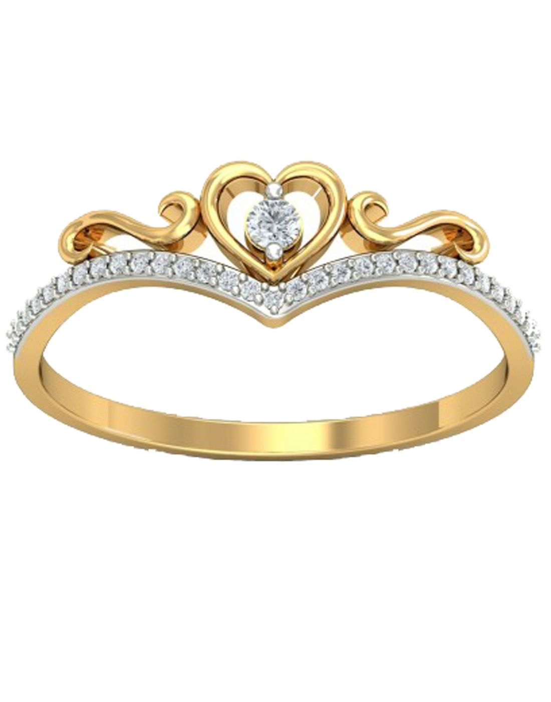 #GoldAndDiamond!!  #FineJewellery !!  All you need is Love, But a little Jewellery never hurt anybody.  Shop now Shrut Jewels