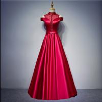 406b79002 اجمل فساتين سهرة احمر جديدة 2019 ✦ تسوقي الآن ازياء فاشن فساتين سهرة احمر  اللون للبيع