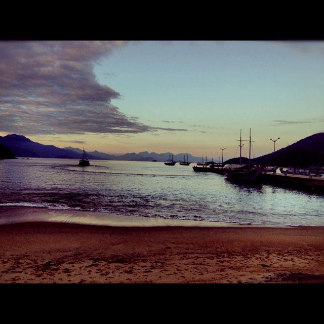 Ilha Grande - Abraão Brasil