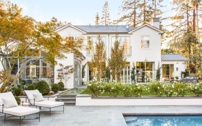 Our Clients' Atherton, Ca home in C Home Magazine! in 2020