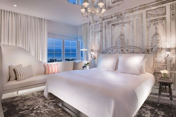 We can't wait for a vacation (or staycation!) at Miami's new SLS hotel!