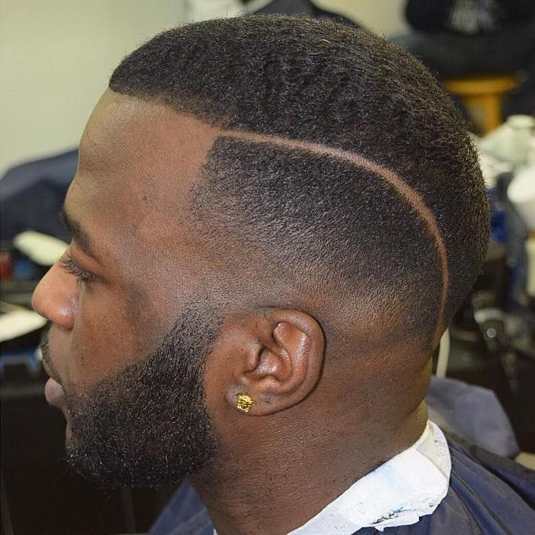 50 Stylish Fade Haircuts For Black Men Haircut Ideas Pinterest