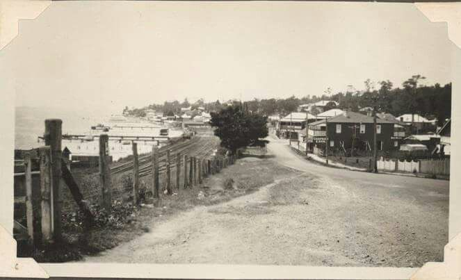 Toronto in Central coastal region of New South Wales in 1930