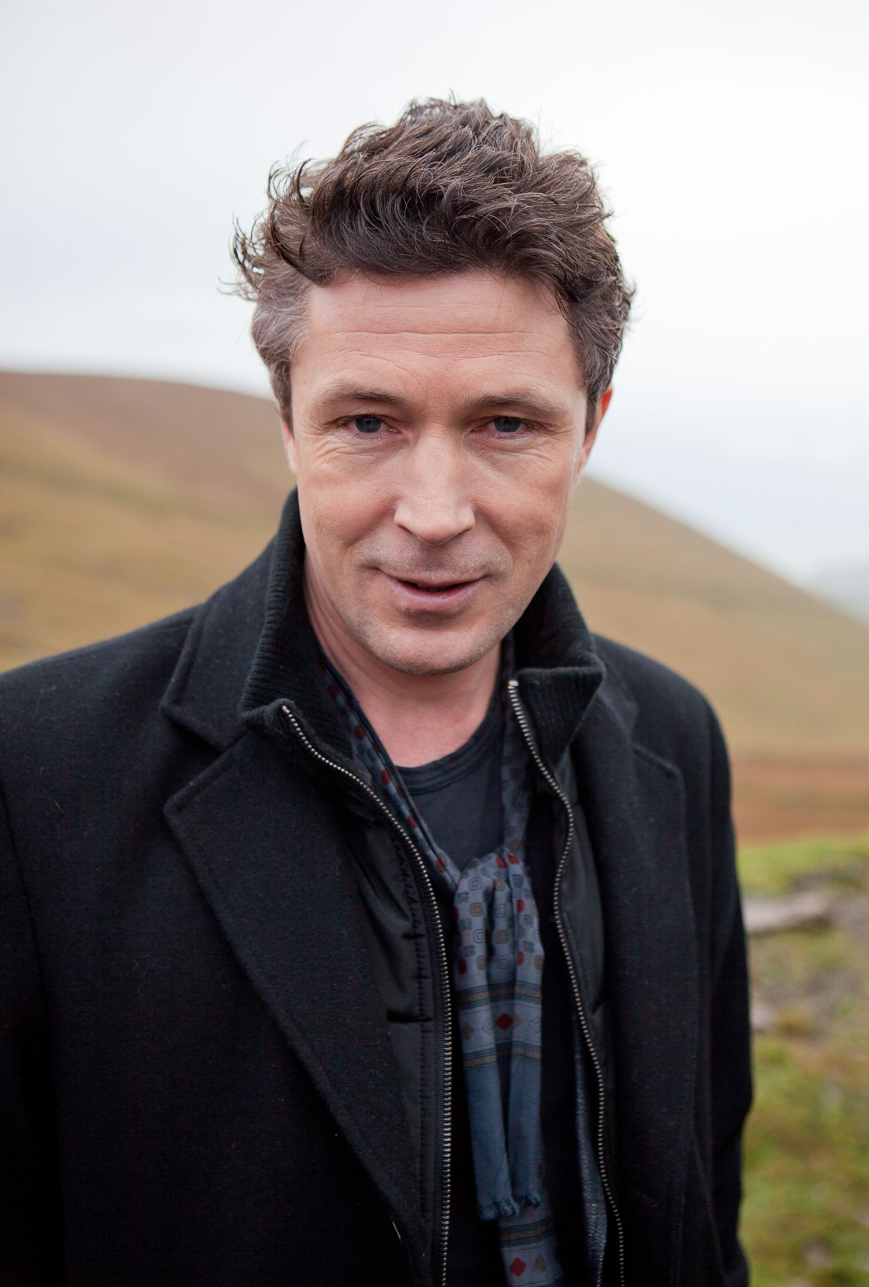 aidan gillen height