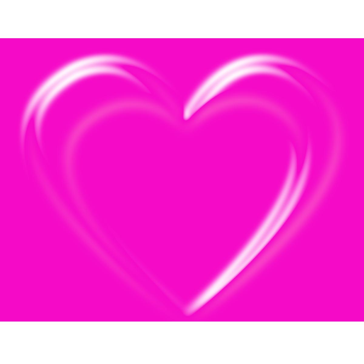Outline Heart Clipart Png Vector Image Transparent