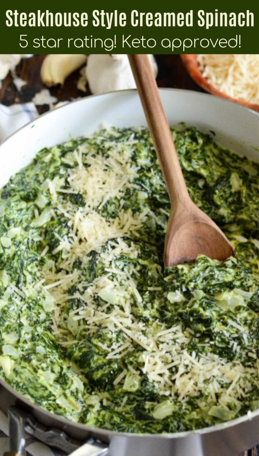 The Best Creamed Spinach Recipe In 20 Minutes | Th