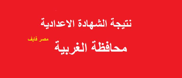 هنا رابط نتيجة الشهادة الإعدادية محافظة الغربية 2019 برقم الجلوس والاسم بوابة الخدمات الإلكترونية Arabic Calligraphy Calligraphy