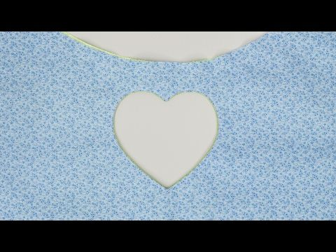 How to Sew a Keyhole Cutout - video by Professor Pincushion ...