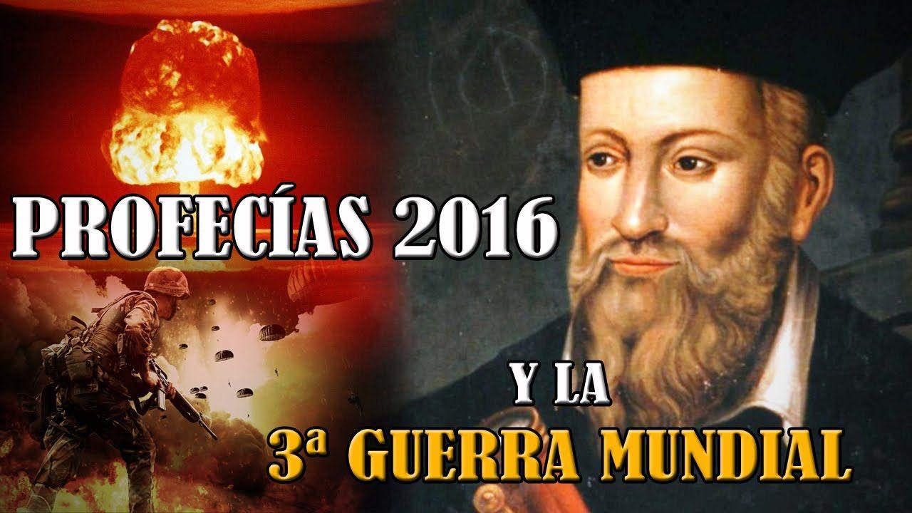 Nostradamus Profecías 2016 - 2017