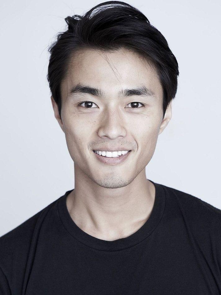 Asian face guy