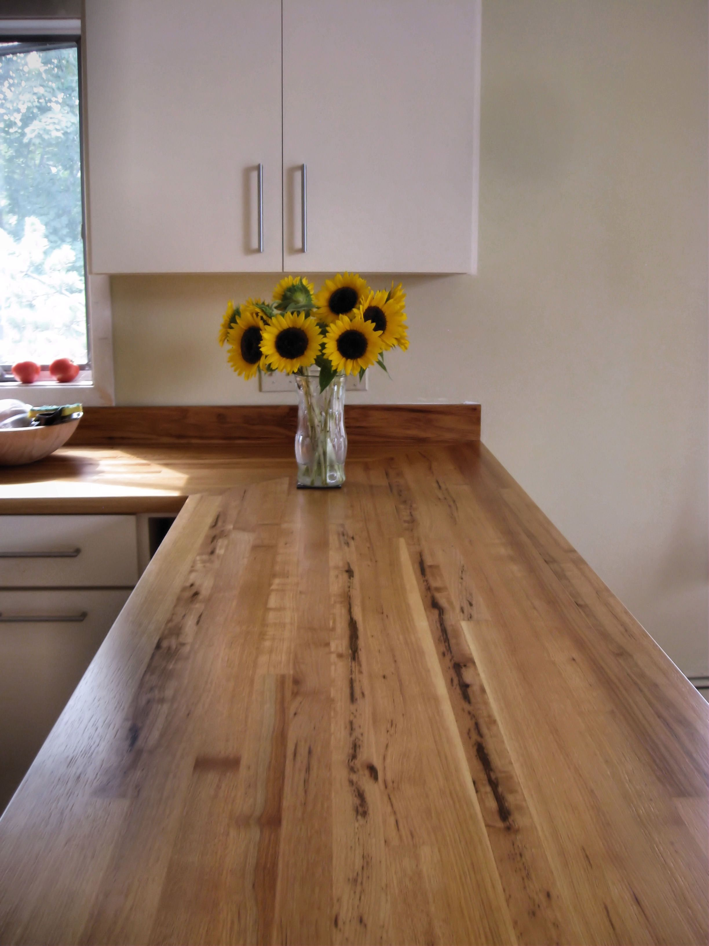 Pecan Wood Countertop Photo Gallery Wood Countertops Pecan Wood