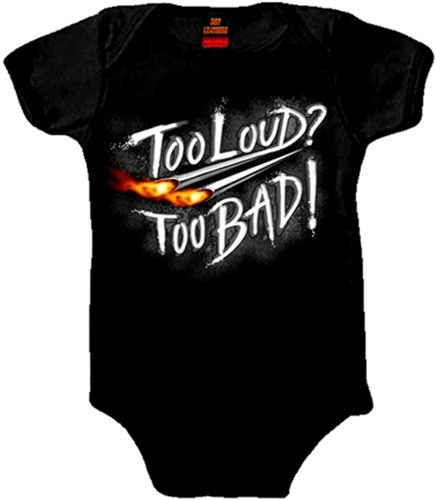 Mothers Day Infant T-Shirt Dark TooLoud My Mom Rocks