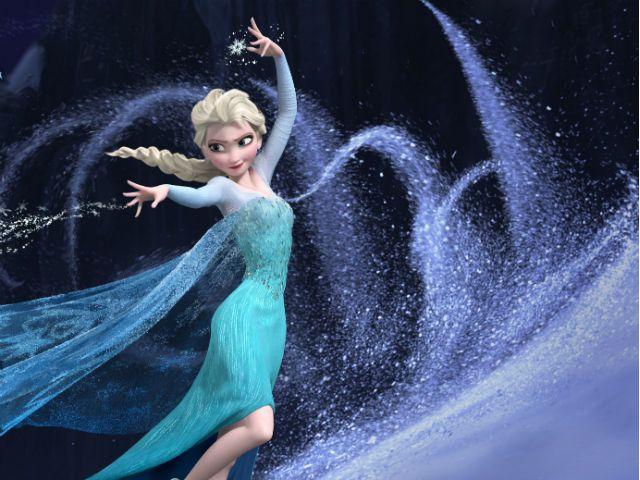 Elsa Maria Lucia Heiberg Rosenberg Slipper Sine Magiske Iskraefter Fri Foto Walt Disney Studios Motion Pictures Danmark Disney Prinsesse Walt Disney Elsa