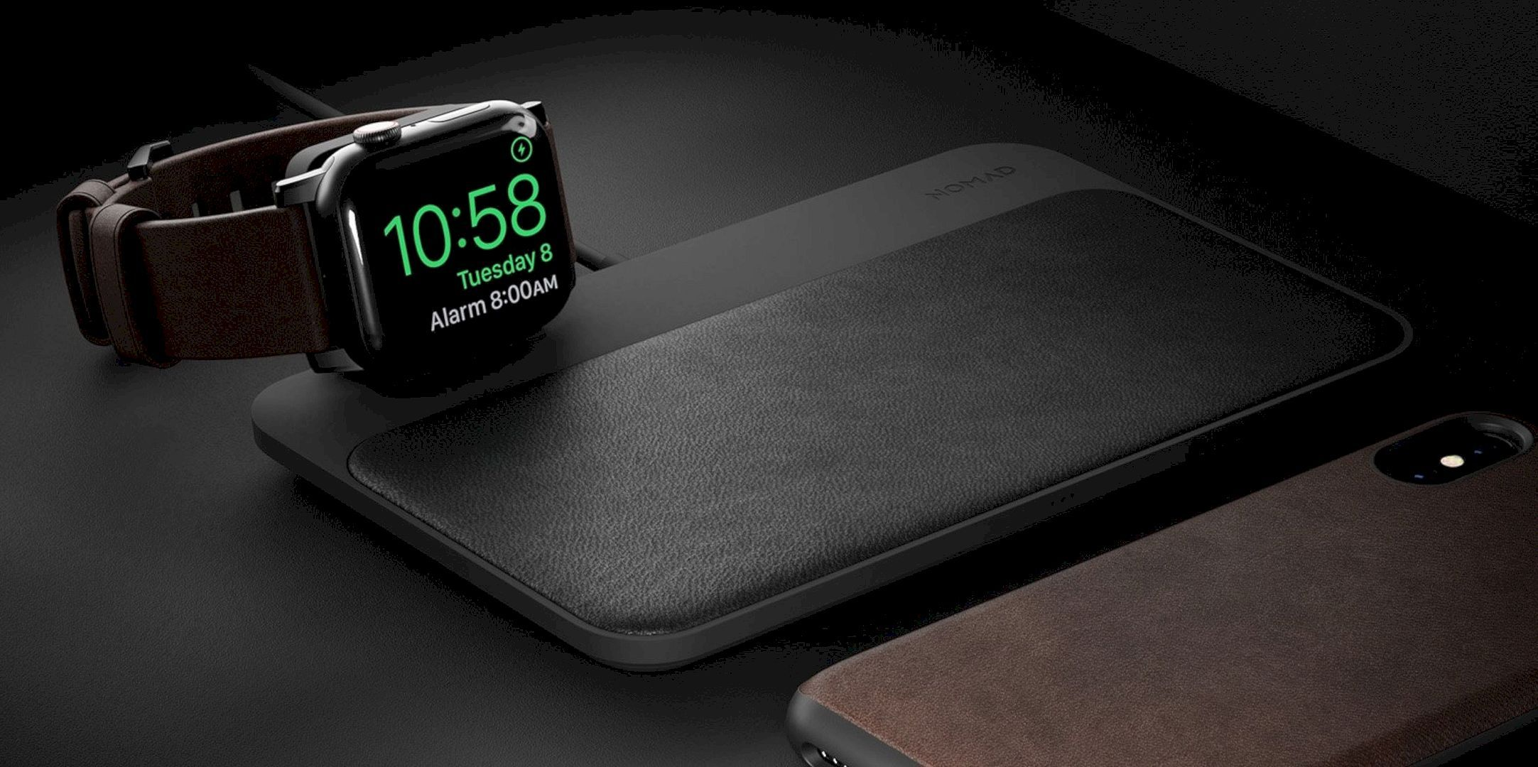 Nomad Base Station Apple Watch Edition Frictionless Power Best Apple Watch Iphone Charging Stand Apple Watch Edition