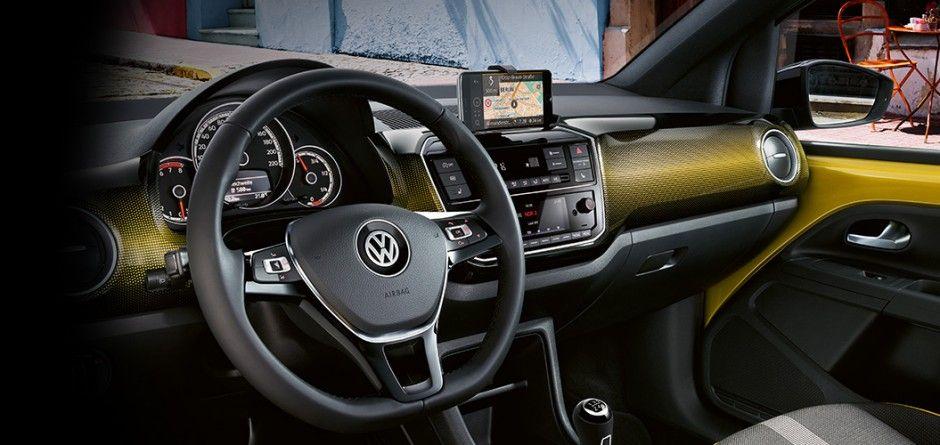 Nouvelle Volkswagen Take Up! - Tableau de bord