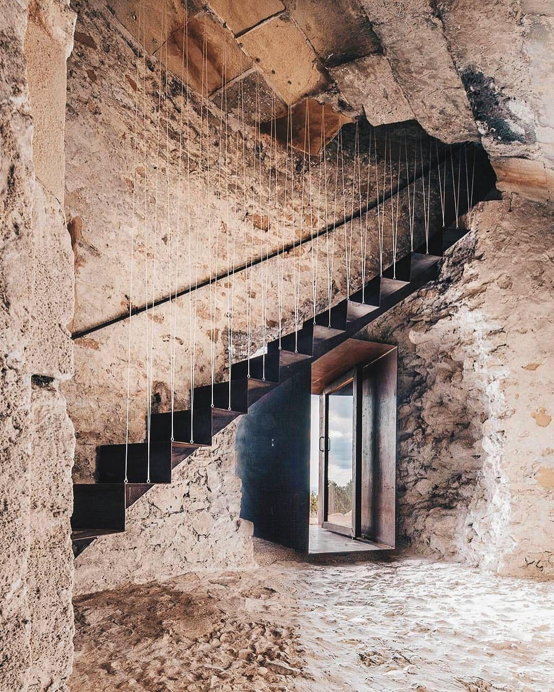 "6,661 Likes, 25 Comments - ALL OF ARCHITECTURE (@allofarchitecture) on Instagram: ""Such a cool place 🖤😋 #allofarchitecture Pi des Català tower by Marià Castelló Martínez via…"""
