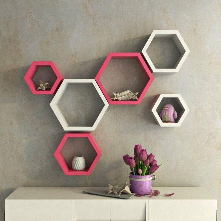 Deko Ideen für das Kinderzimmer mit bunten Farben Wohnen Pinterest
