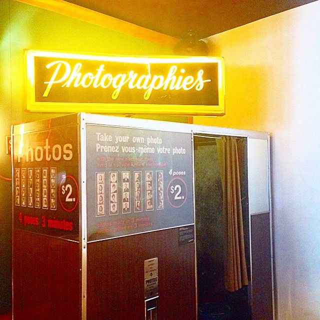 Vintage #French #PhotoBooth at the Drake Hotel in Toronto