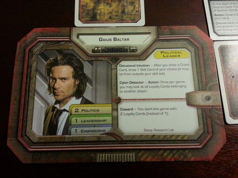 battlestar galactica board game strategy