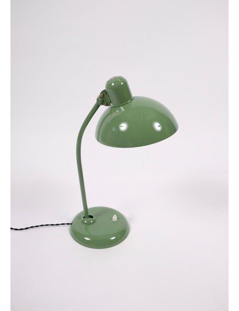 Christian Dell. Kaiser idell bordlampe, model 6556, af