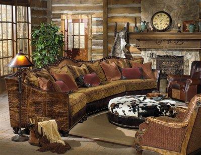 #bernadettelivingston.com #sofa                     #western #furniture #custom #sectional #sofa #chairs #hair #hide #ottoman     western furniture custom sectional sofa chairs and hair hide ottoman                                    http://www.seapai.com/product.aspx?PID=1291956