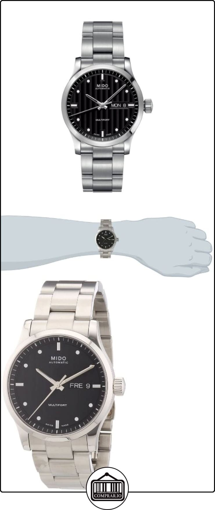 c6415f462dc1 MIDO Multifort M0058301105100 - Reloj de caballero automático ...