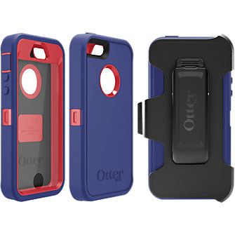sports shoes eddde 28e12 OtterBox® Defender Series® for Apple iPhone 5s - Berry | My Verizon ...