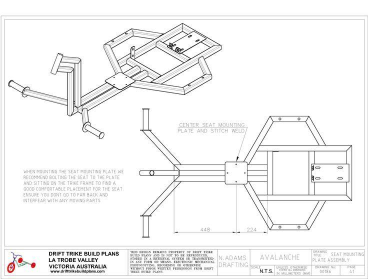 avalanche 41 3037 2304 drift trike pinterest minis voitures et essayer. Black Bedroom Furniture Sets. Home Design Ideas