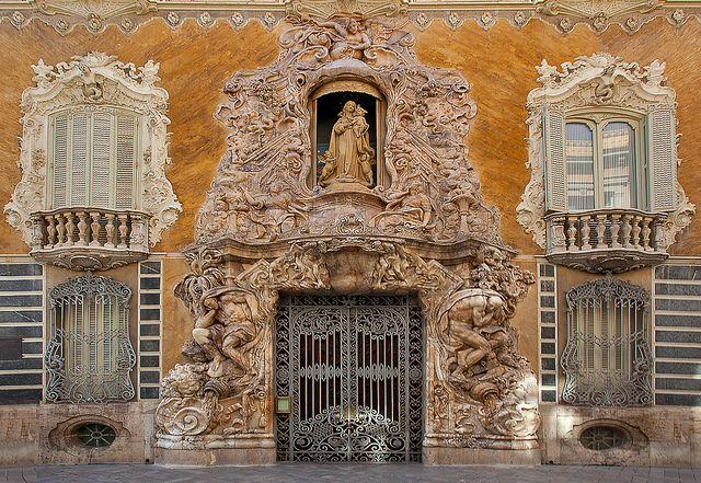 Marques de Dos Aguas  -Valencia, Spain