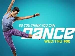 so you think you can dance -