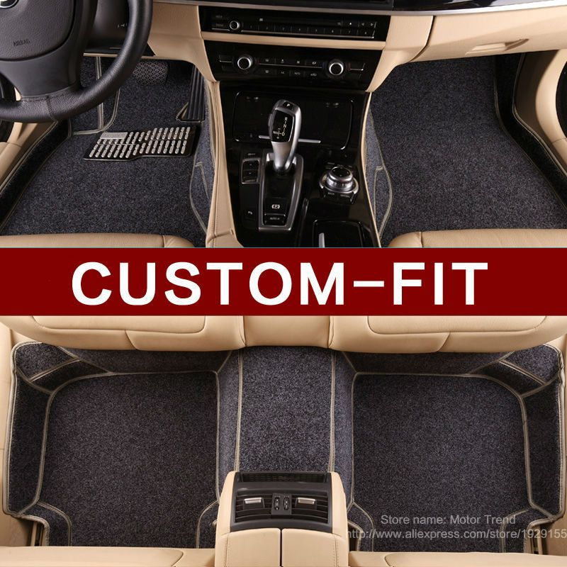 foot floor zdx rugs acura mdx car styling custom mats rl rdx pin customized for