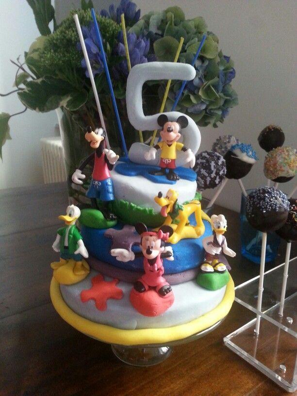 """Cake """" topolino e i suoi amici"""""""