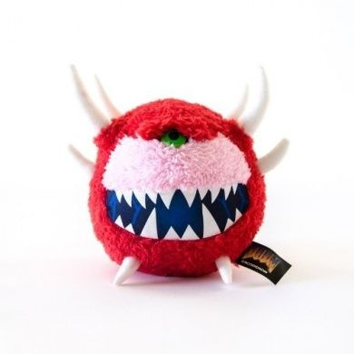 6d3f6abd2de Gaming Heads Doom  Cacodemon Plush