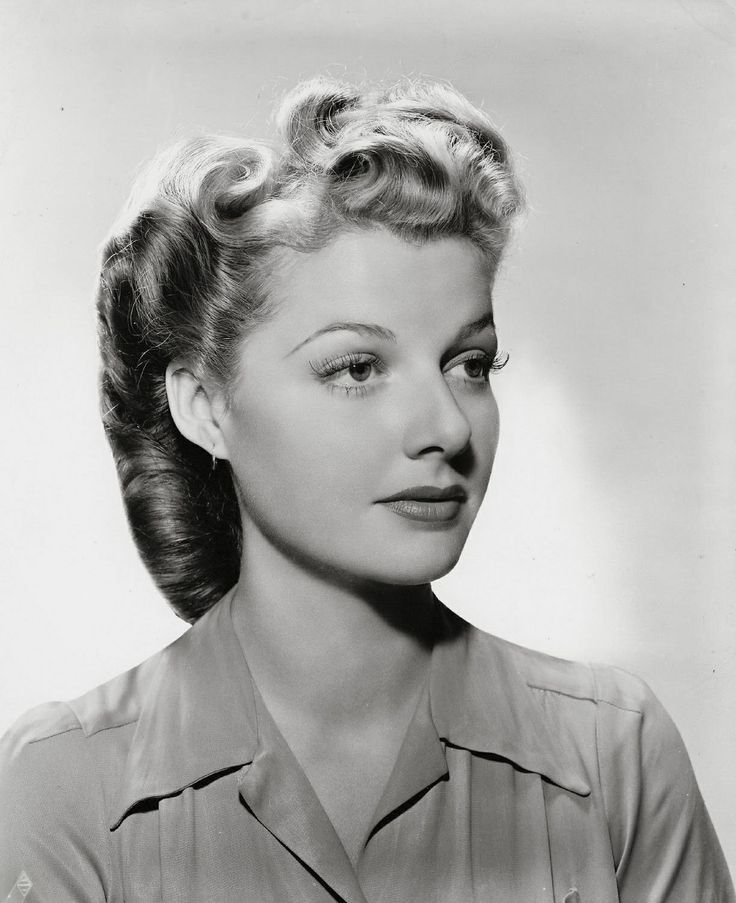 1940s Hairstyles For Elegant Impression Salon Evevb 1940s Hairstyles Vintage Hairstyles 40s Hairstyles