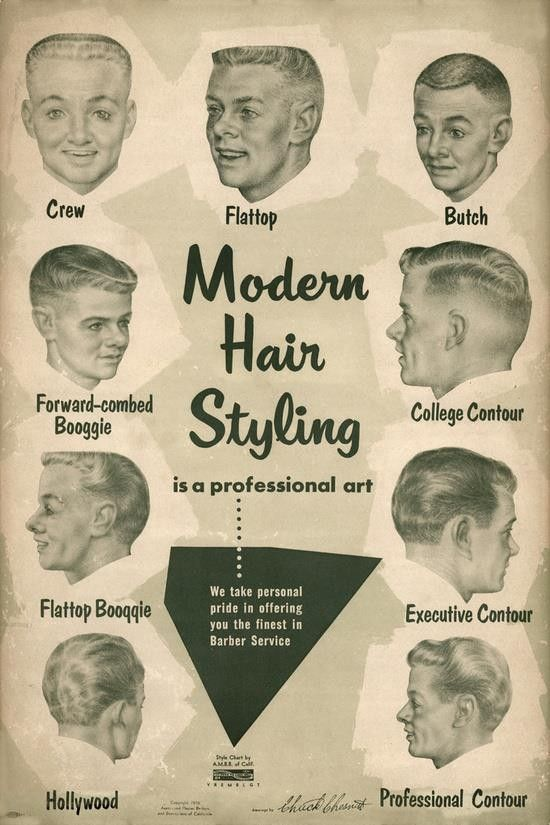 Modern Hair Styling For Men Modern Hairstyles 1950s Mens Hairstyles Mid Hairstyles
