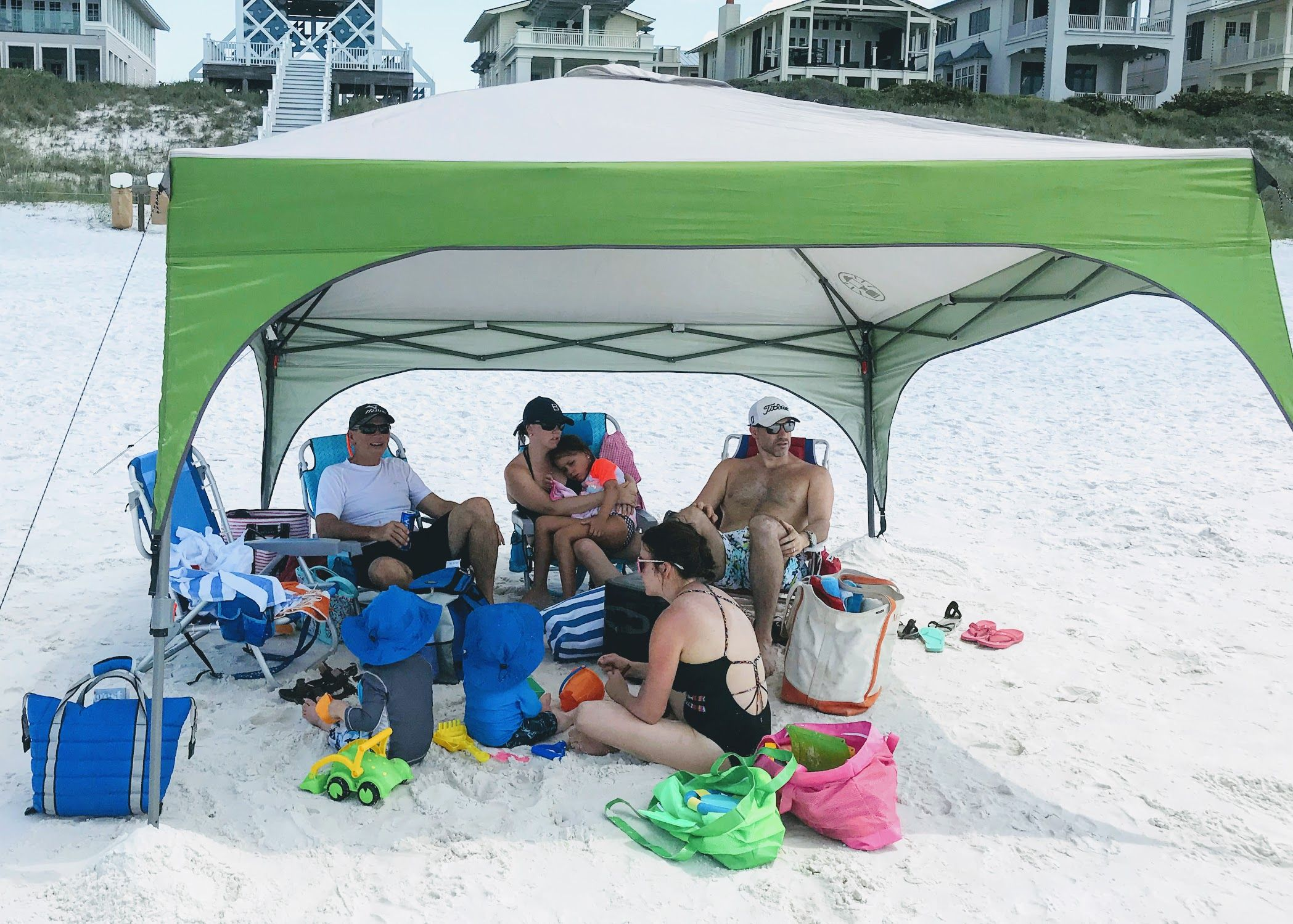 Beach Canopy Tents Easy Up For All